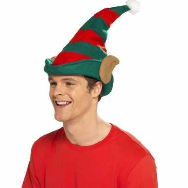 Elfen hoed met oren