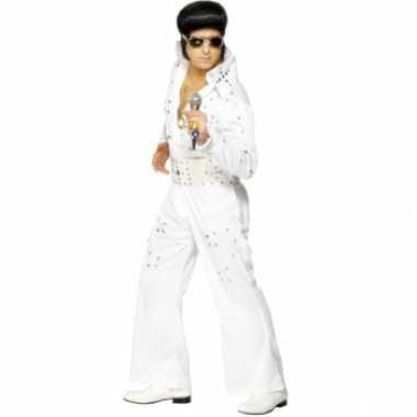 Elvis jumpsuit met glimmertjes