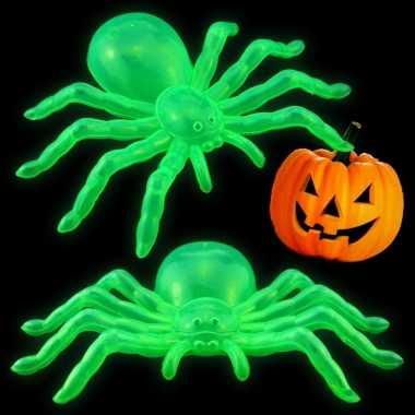 Enge halloween beestjes spinnen 2 stuks