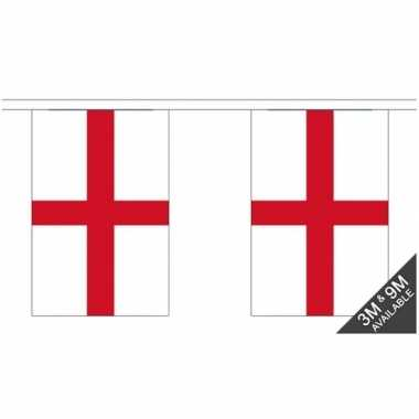Engeland st george vlaggenlijn