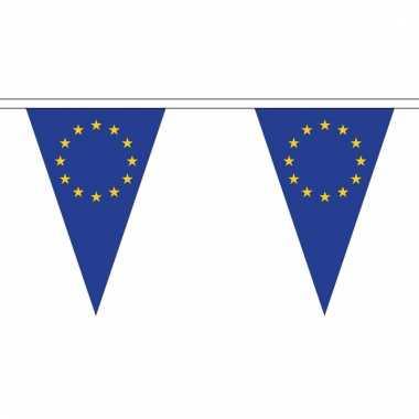 Europa versiering vlaggenlijn 5 m