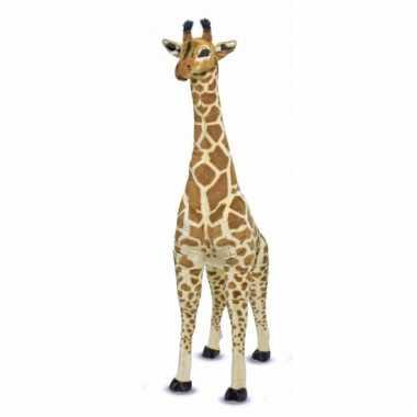 Extra grote giraf knuffel