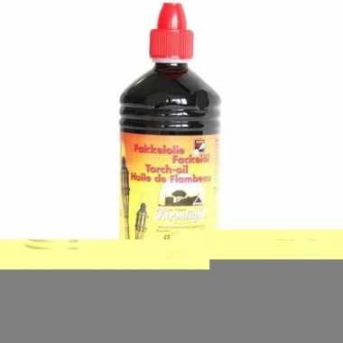 Fakkelolie voor navulbare olietank 1 liter