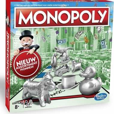 Familie monoply spel