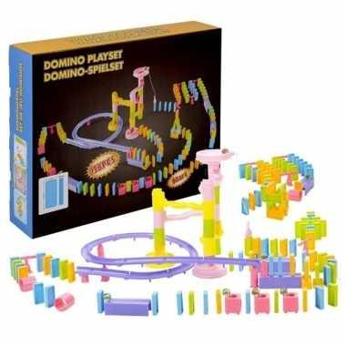 Familiespel domino 158 delig