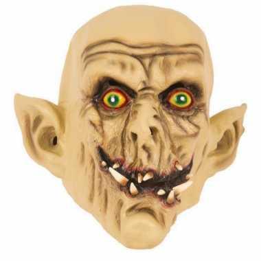 Feest masker horror aardmannetje