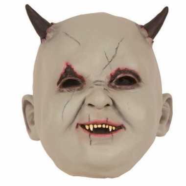 Feest masker horror duivel