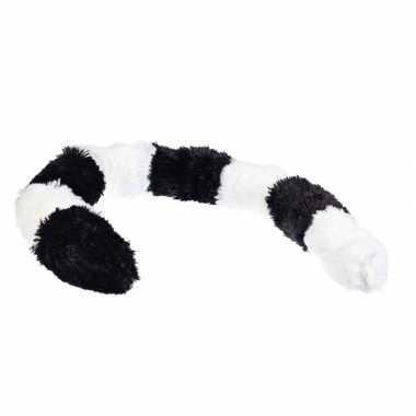 Feest/verkleed dierenstaart ringstaart aap 68 cm