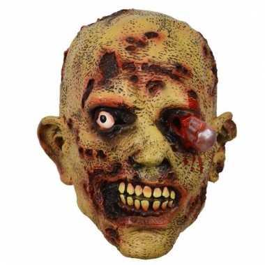 Feestmasker horror zombie