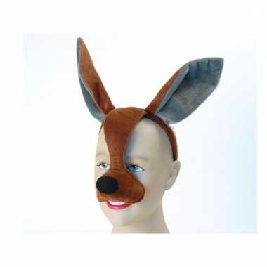 Feestmasker kangoeroe