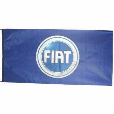 Fiat merchandise vlaggen 150 x 75 cm