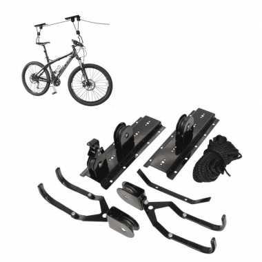 Fietslift / fiets ophangsysteem tot 4 meter