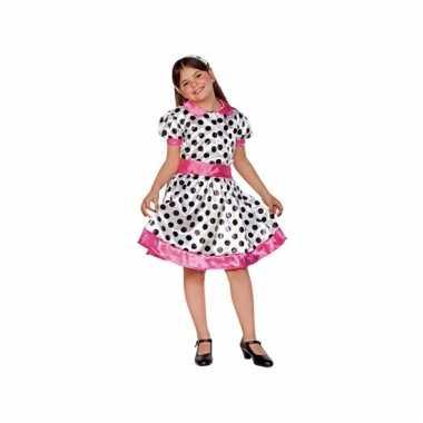 Fifties verkleedkleding voor meisjes