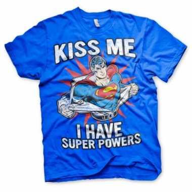 Film shirt i have super powers heren