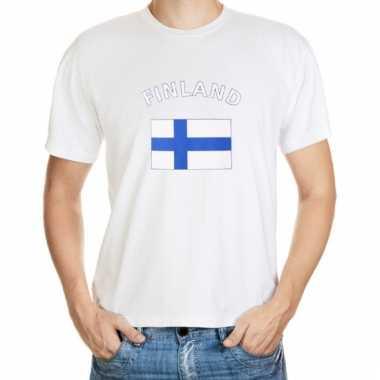 Finse vlag t- shirts