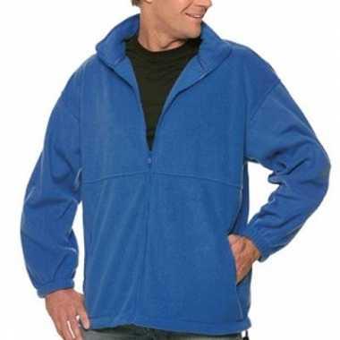 Fleece outdoor vest voor heren