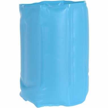 Fles koel houd hoes blauw
