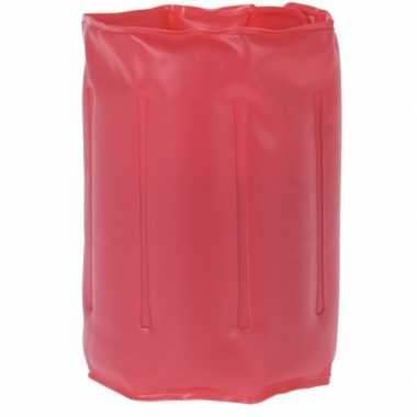 Fles koel houd hoes roze