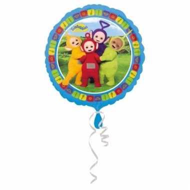 Folie ballonnen teletubbies 43 cm