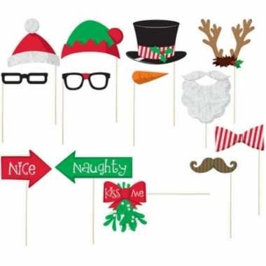 Foto accessoires kerstmis