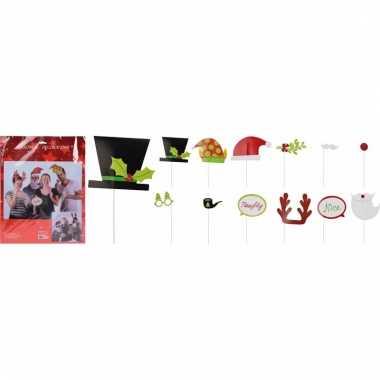 Foto props set kerst accessoires