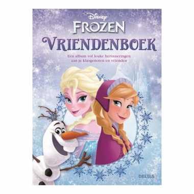 Frozen vriendenboekjes