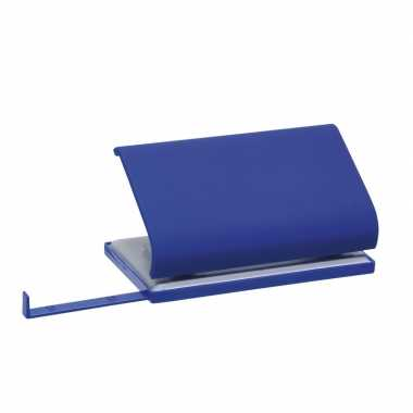 Gaatjesmaker blauw 2-gaats