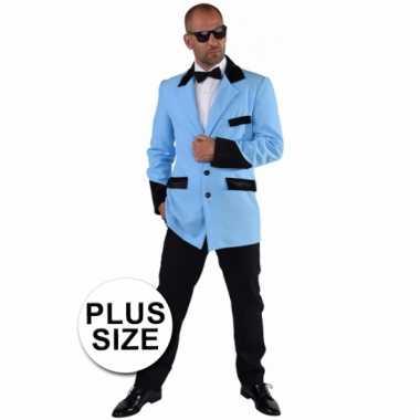 Gangnam style kostuum grote maat