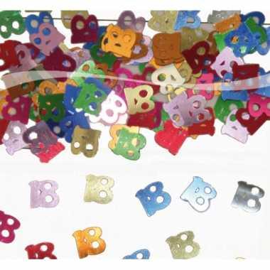 Gekleurde confetti 18