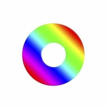 Gekleurde regenboog daglenzen