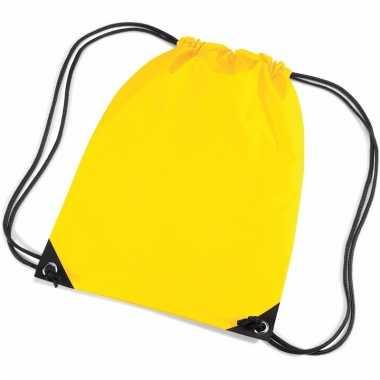 Gele tasjes voor kinderen