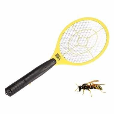 Gele wespenplaag vliegenmepper