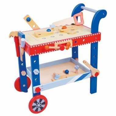 Gereedschapswagen voor kinderen