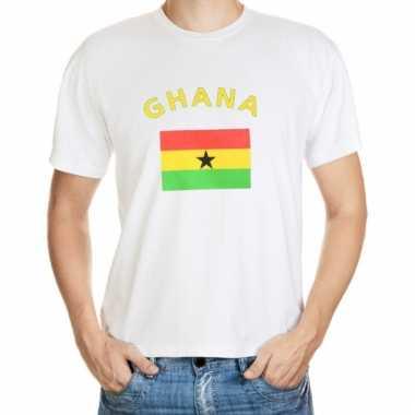 Ghanese vlag t- shirts