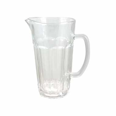 Glazen sapkan 1 2 liter