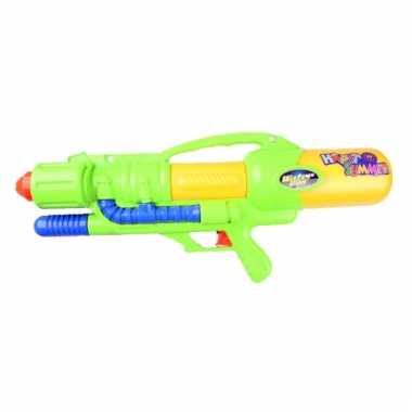 Goen waterpistolen met pomp