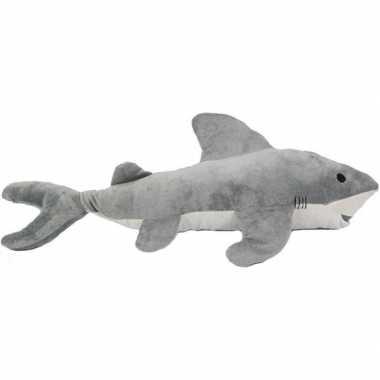 Grote haai dierenknuffel 100 cm