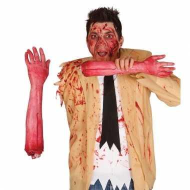 Halloween afgehakte armen 44 cm