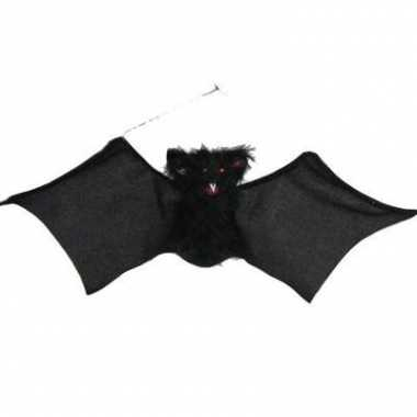 Halloween decoratie vleermuis 42 cm
