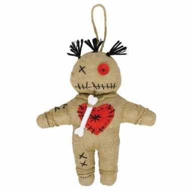 Halloween decoratie voodoo popje