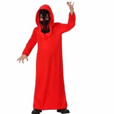 Halloween duivel gewaad voor kinderen