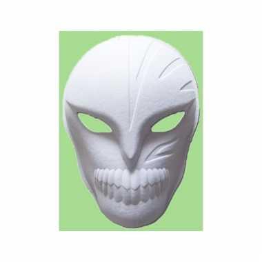 Halloween knustel maskers geest