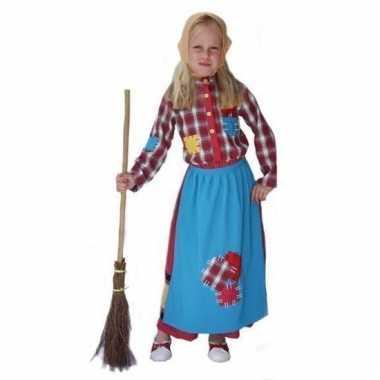 Halloween kostuum heks voor meisjes