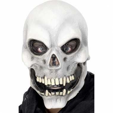 Halloween masker doodshoofd