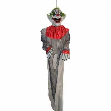 Halloween mega decoratie clown pop 360 cm