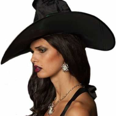 Halloween spinnen oorbellen