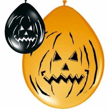 Halloween versiering ballonnen