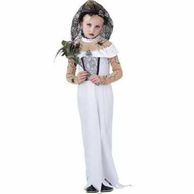 Halloween zombie kostuum voor meisjes