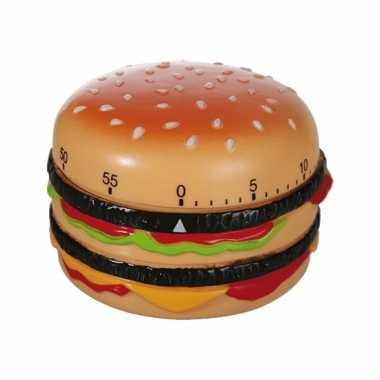 Hamburger aftel klok