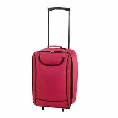 Handbagage trolley rood 1,1 kg